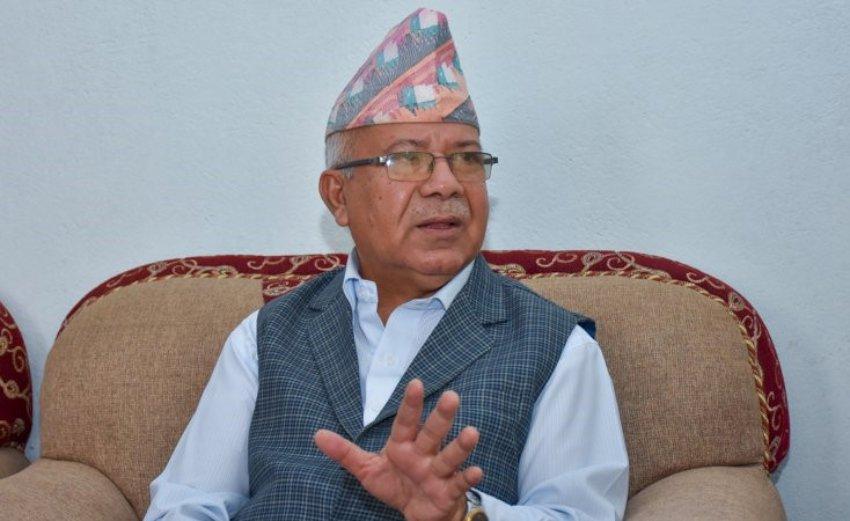 कुनै पद प्राप्तिका लागि नयाँ पार्टी गठन गरेको होइन : अध्यक्ष नेपाल