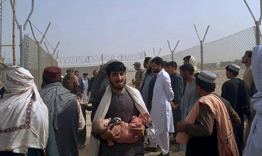 अफगानिस्तानमा हालसम्म ६  लाख ३४ हजार अफगानी विस्थापित