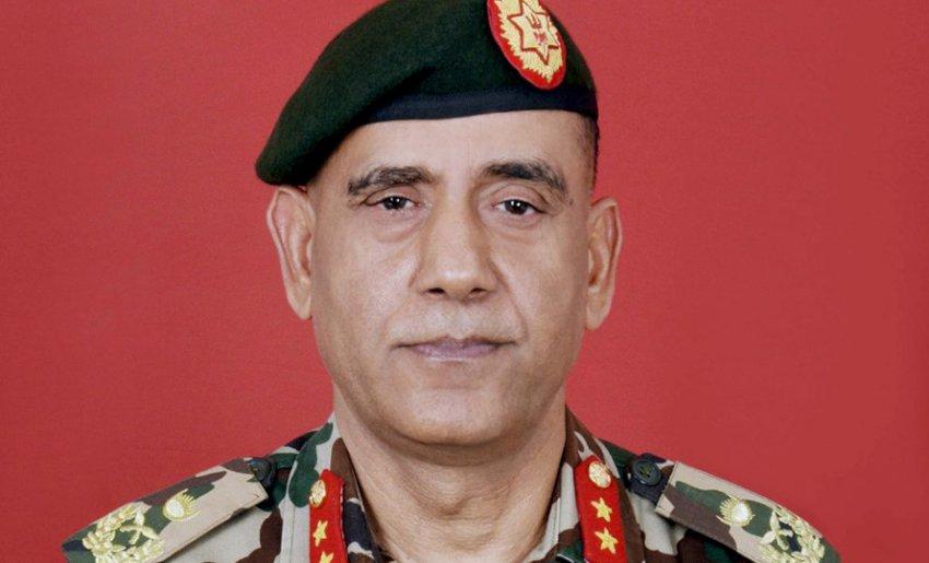 प्रधानसेनापति शर्माको सैनिक कूटनीतिलाई प्राथमिकता दिने सङ्केत