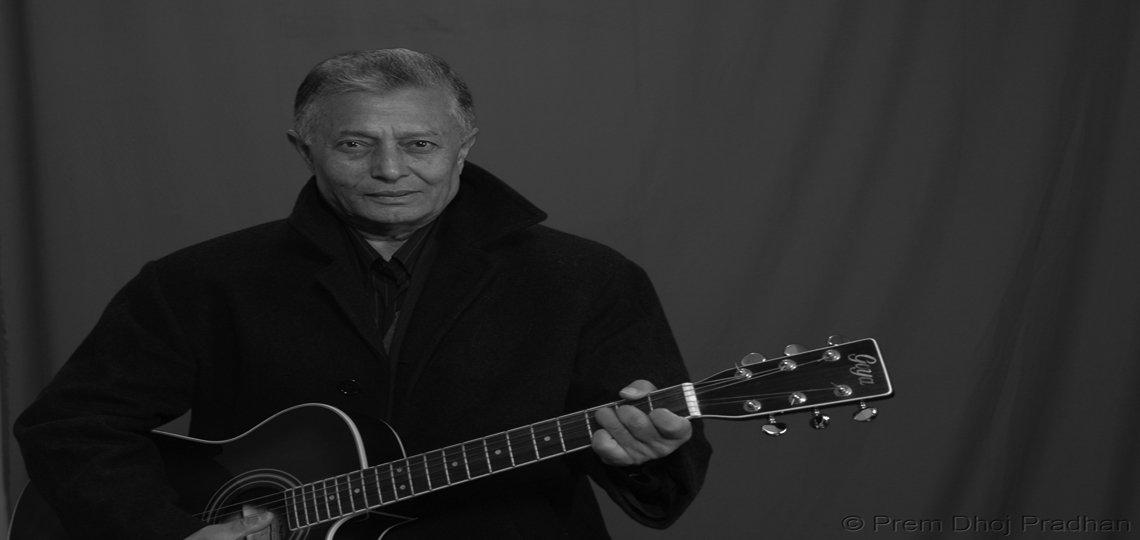 'घुम्तीमा नआऊ है' का गायक प्रेमध्वज प्रधान रहेनन्