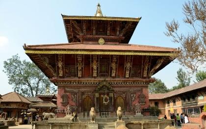मन्दिर निर्माणका लागि तुलादानबाट रु चालीस लाख सङ्कलन