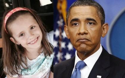 बालिकाले ओबामालाई सोधिन्, 'डलरमा किन हुँदैन महिलाको तस्बिर ?'