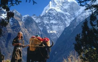 सन् २०१६ को विश्वका भ्रमण गर्नै पर्ने शीर्ष देशको सुचिमा नम्बर १ मा नेपाल
