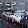 मुक्तिनाथमा धार्मिक पर्यटकको भीड