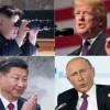 २०१७ को विश्व राजनीति: जाे समाचारमा छाइरहे