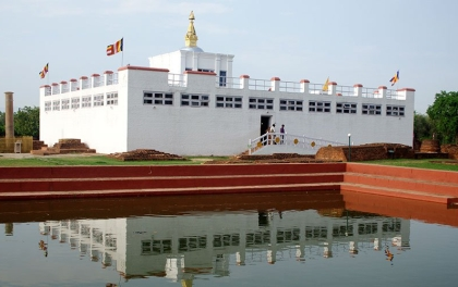काठमाडौंमाभन्दा बढी लुम्बिनी प्रदूषित