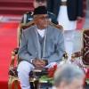 बुधबार राष्ट्रपति सी र प्रम ओलीबीच भेटवार्ता