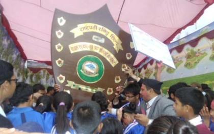 राष्ट्रपति रनिङ शिल्ड प्रतियोगिताको तयारी अन्तिम चरणमा