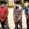 १३ बर्षिया बालिकालार्इ बलात्कार गर्ने तीन जना पक्राउ