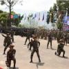 सेनाका विपद् व्यवस्थापन अभ्यास शुरू, १४ मुलुकका सैनिकको सहभागी