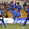 अफगानिस्तानको तारिफ योग्य खेल, अफगानिस्तानसँग भारत बराबरीमा रोकियो