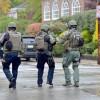 अमेरिकाको पिट्सवर्गमा बन्दुकधारीद्वारा गोली प्रहार, ११ जनाको मृत्यु