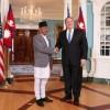 नेपाल–अमेरिका सम्बन्धमा नयाँ आयाम : परराष्ट्रमन्त्री ज्ञवाली