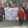 ललितपुर- चक्रपथ सरसफाईमा ग्रामीण विकास अभियानको सहभागीता