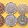 सडक खन्दा चाँदी र तामाका सिक्का फेला