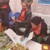 मन्त्री मगरको पहलमा शहिद गौतमका तीन छोरी काठमाडौँमा भर्ना