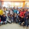 कांग्रेस, राप्रपा र विप्लव पार्टीका सयौं नेता कार्यकर्ता नेकपा प्रवेश