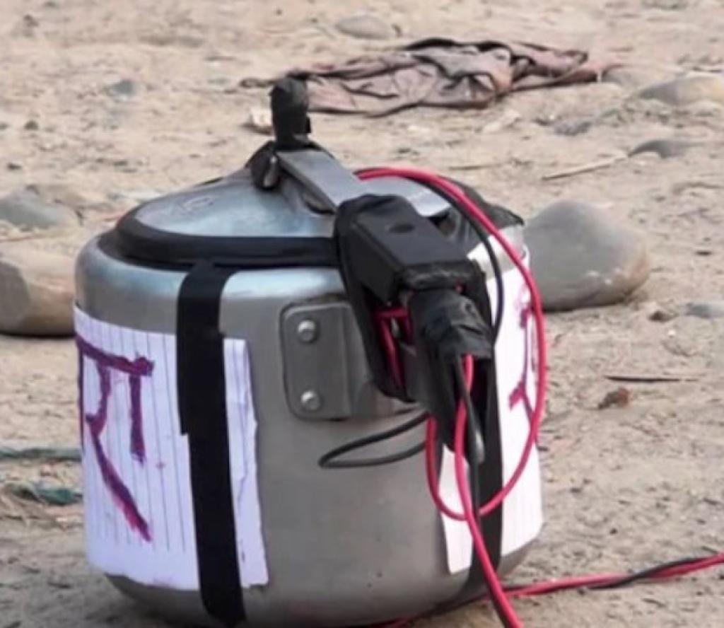 मेयरको घरमा प्रेसर कुकर बम फेला ,  बन्द सफल पार्ने  विप्लव समुहकाे चाल