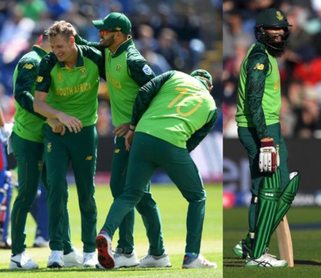 आइसीसी क्रिकेट विश्वकप  :लय विर्सिएको दक्षिण अफ्रिका र  बलियाे न्युजिल्यान्ड भिड्दै