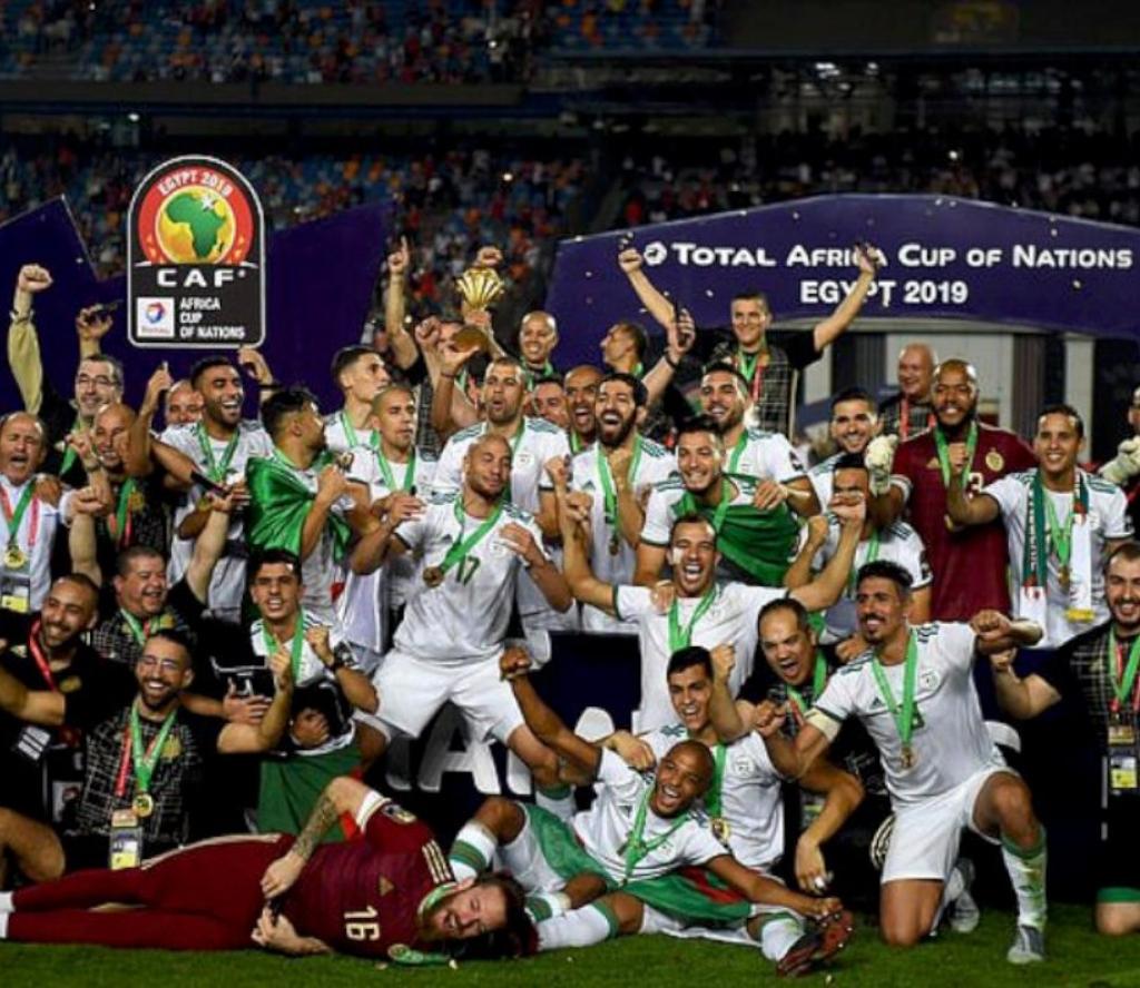 अफ्रिकन कप फुटबलको च्याम्पियन बन्न् सफल 'अल्जेरिया'