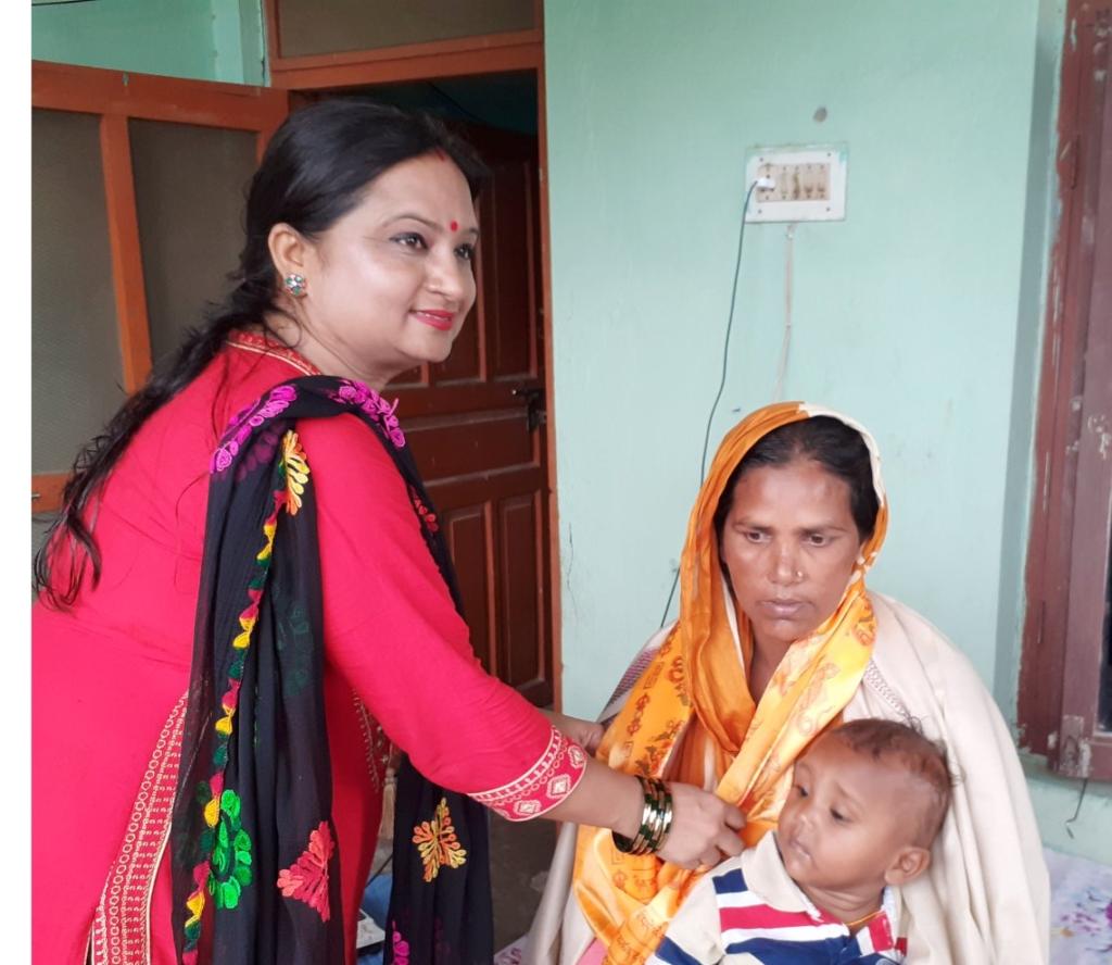 दश महीनापछि बङ्गलादेशी महिलालाई देश फर्काइँदै