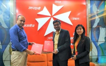 एन आई सी एशिया बैंक र ग्लोबल हस्पिटल, ग्वार्कोबीच सम्झौता