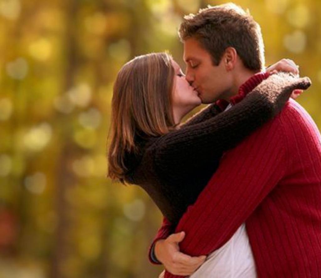 चुम्बन गर्दा शरीरमा कस्तो प्रभाव हुन्छ ?