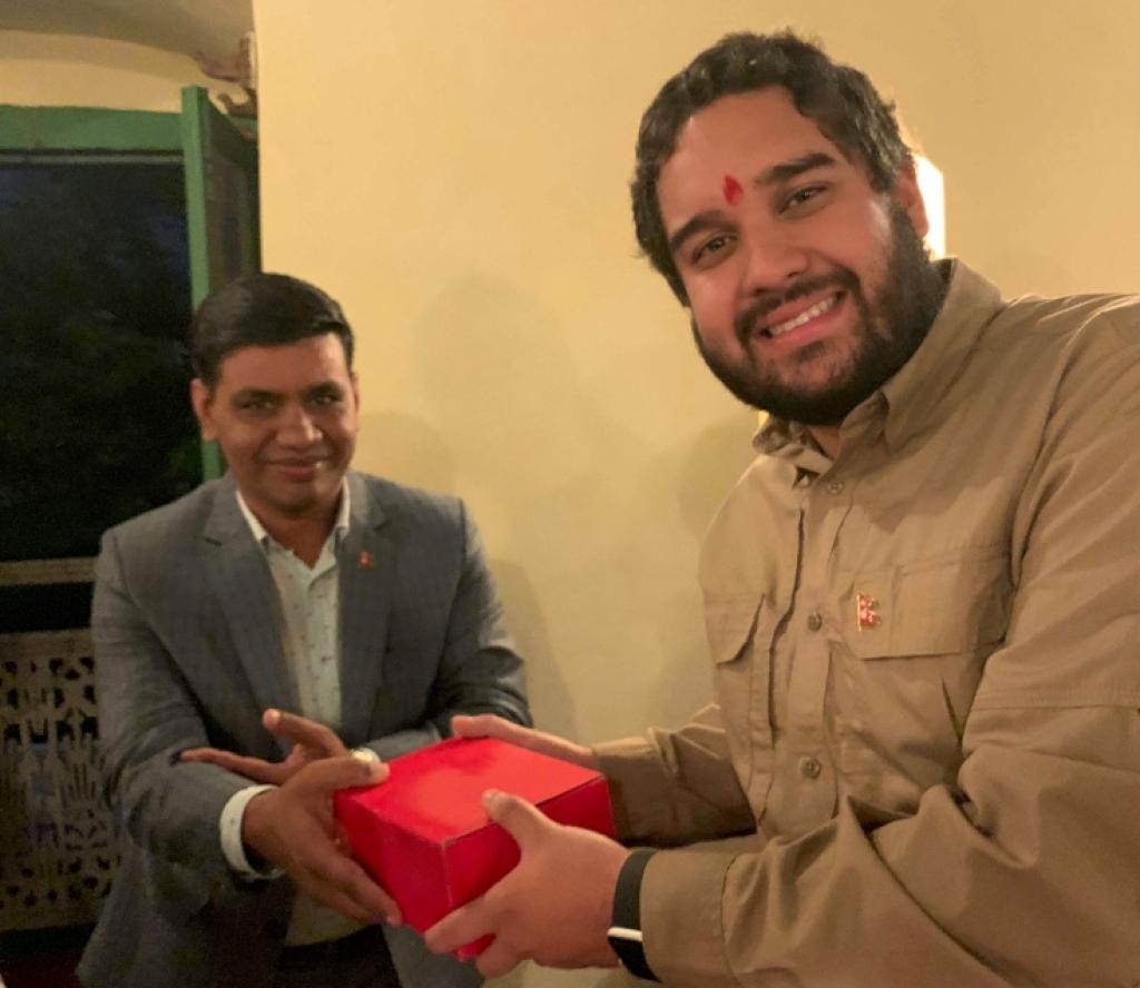 भेनेजुयलाका राष्ट्रपतिको छोरो सुटुक्क नेपालमा : केके गरे नेपाल बसाईमा ?