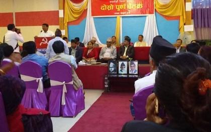 नेकपा काठमाडौंले कार्यविभाजन टुंग्यायो, यस्तो छ जिम्मेवारी बाँडफाँड (नामावलीसहित)