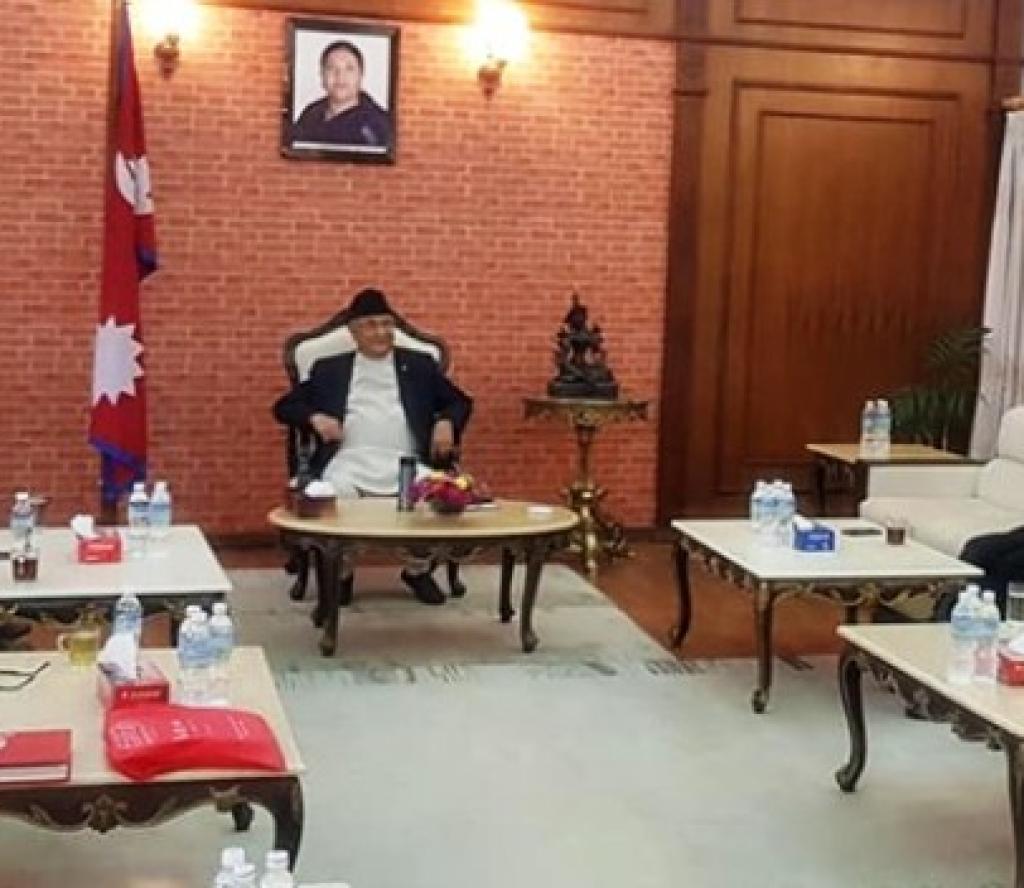 नेकपाका जनवर्गीय संगठनका इन्चार्ज र सहइन्चार्जकाे टुंगो लाग्याे (सूचीसहित)