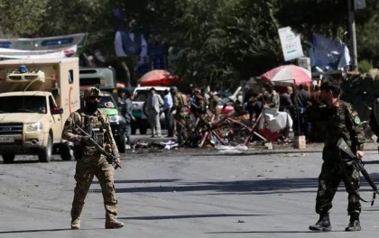 चुनावी र्यालीमा आत्मघाती हमला, २४ जनाको मृत्यु