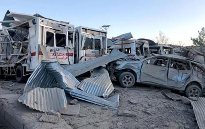 अफगानिस्तानमा फेरि तालिबानी हमला: ३० को मृत्यु, ९५ घाइते