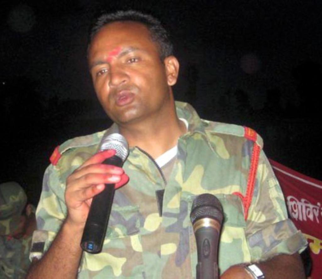 माओवादीका पूर्वलडाकु अधिकारी  सहायक रथीमा बढुवा