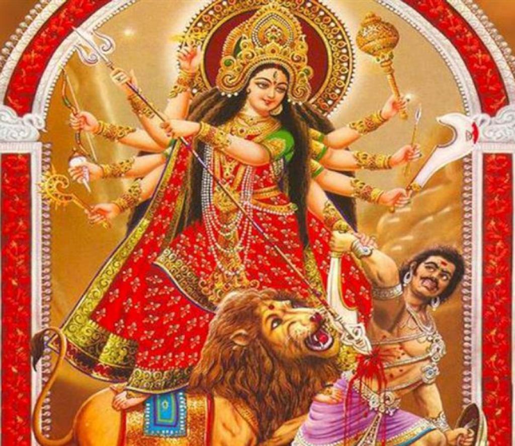 आज महाअष्टमी : दुर्गा भवानीको पुजा आराधना !