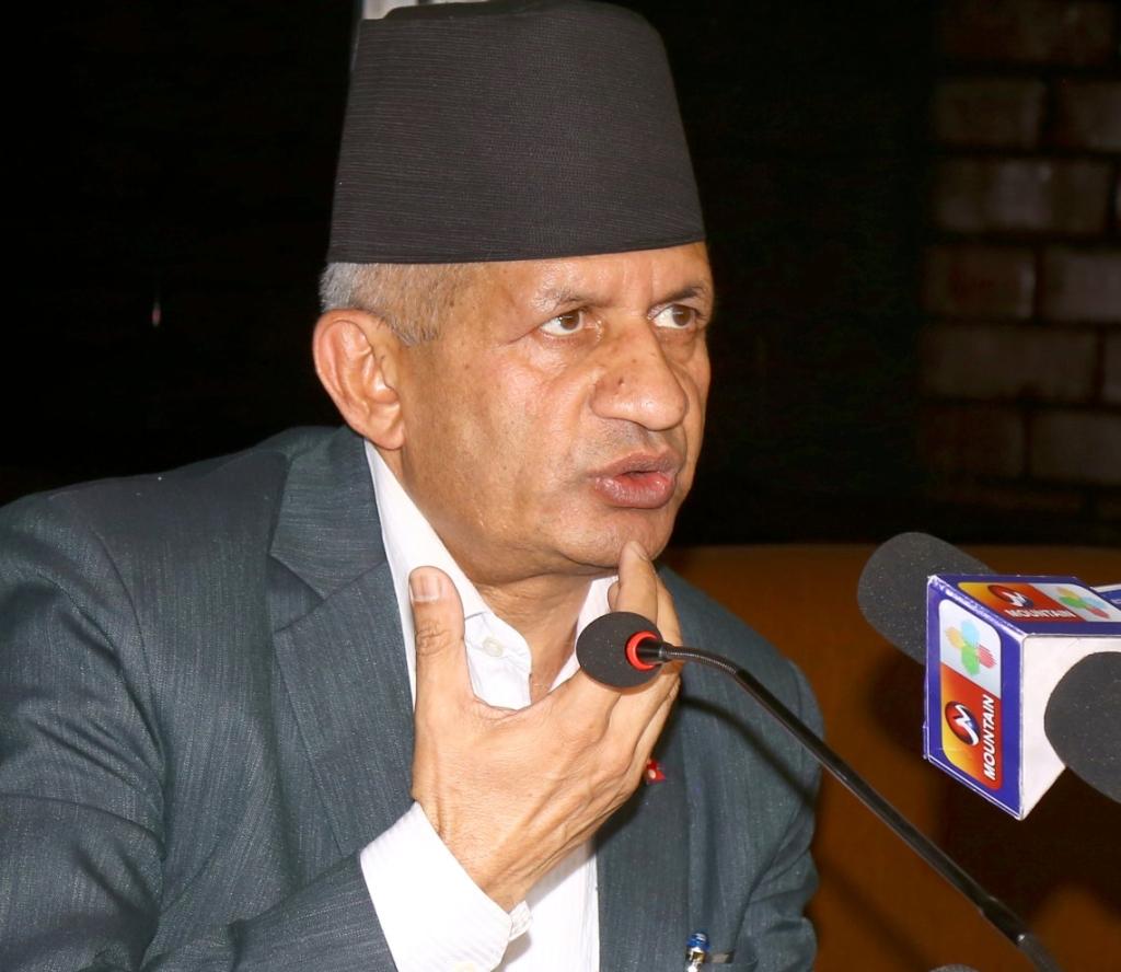 मिडियामा आएको समाचारको खण्डन गर्दै परराष्ट्रमन्त्रीले भने – नेपाल विदेशीको दबाब र प्रभावमा छैन