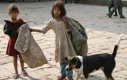 गौशालाको सडकबाट २० जना मगन्ते  बालबालिकाको उद्धार