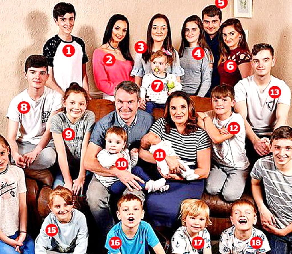 ४४ वर्षकी सू २२ औं सन्तानको आमा बन्दै, सूको परिवार ब्रिटेनकै ठुलो