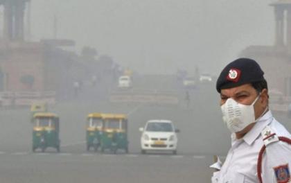 प्रदुषणको मात्रा अधिक भएपछि दिल्लीमा आपतकालको घोषणा, निर्माण कार्य बन्द गर्न निर्देशन