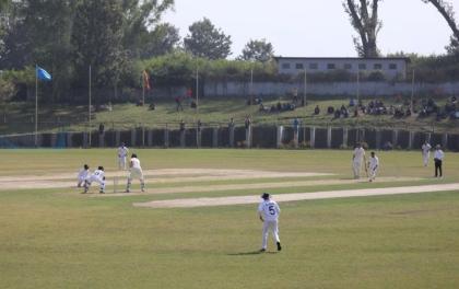 प्रथम श्रेणीको क्रिकेटमा एमसीसीको उत्कृष्ट व्याटिङ