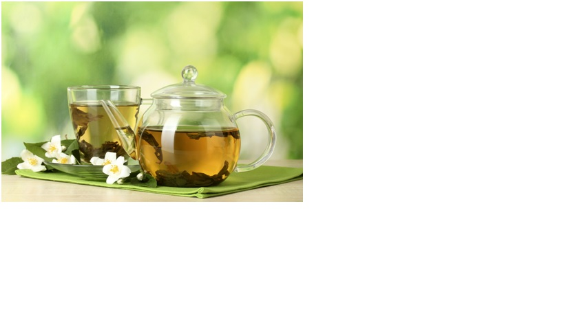 6 green tea
