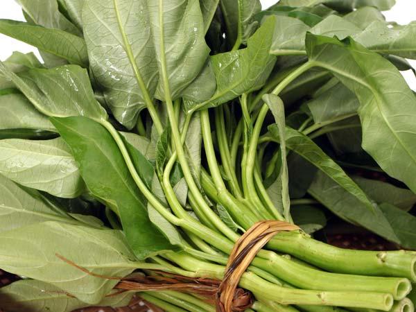 7 spinach