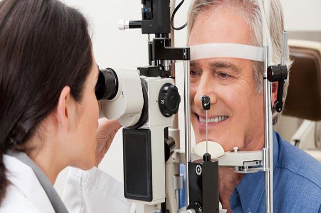 2 eye checkup