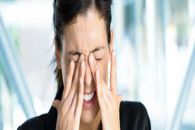 6 eye ache