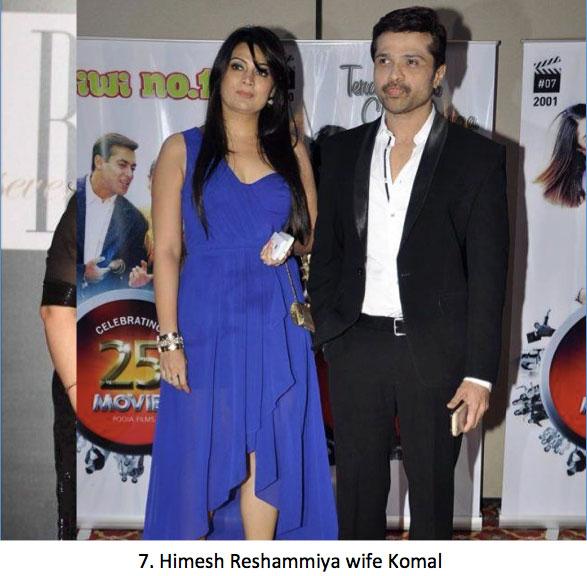 7 himesh-reshamiya-wife-komal