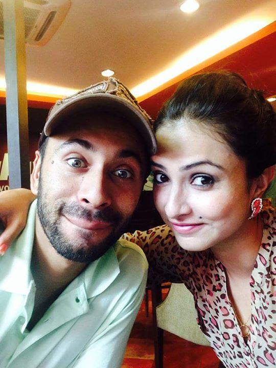 Nisha-Sarad Romance (4)