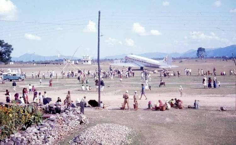 गौचरनको एयरपोर्ट