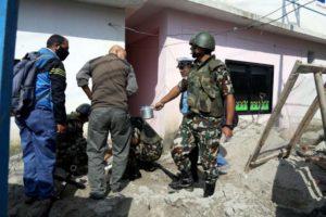कञ्चनजंघा कम्पनीलाई लक्षित गरी राखेको बम सेनाद्वारा निष्कृय