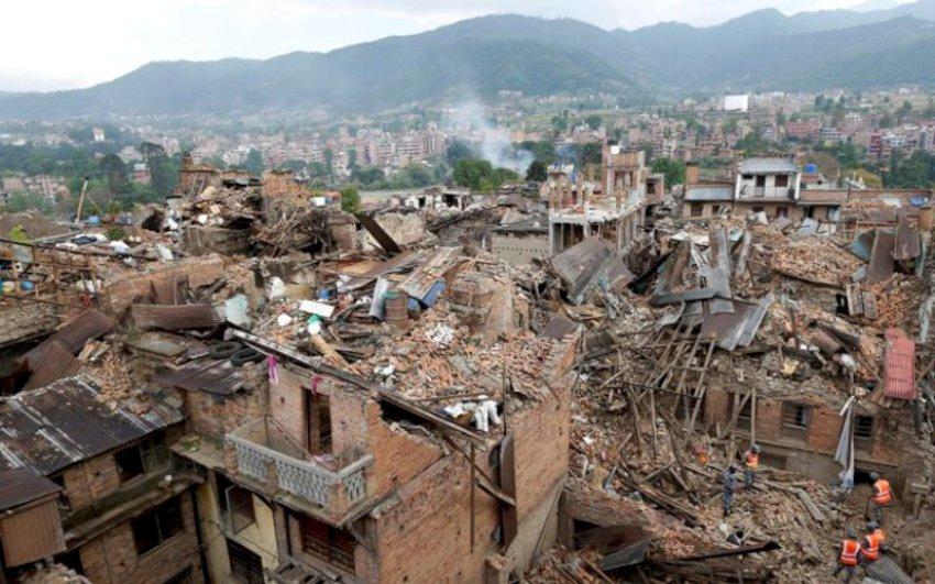 भूकम्पमा मरेको भनि काजकिरिया भइसकेका 'जीवन' पोखरामा जीवितै भेटिए !