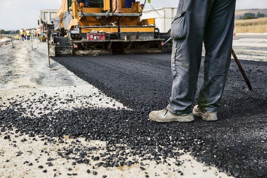 kalopatre road construction