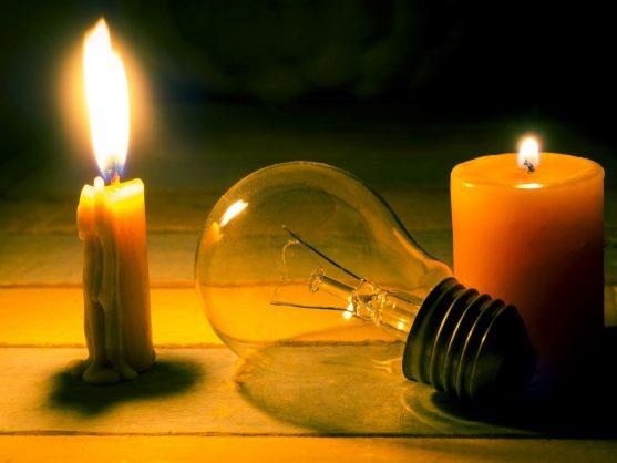 load shedding_candle_light